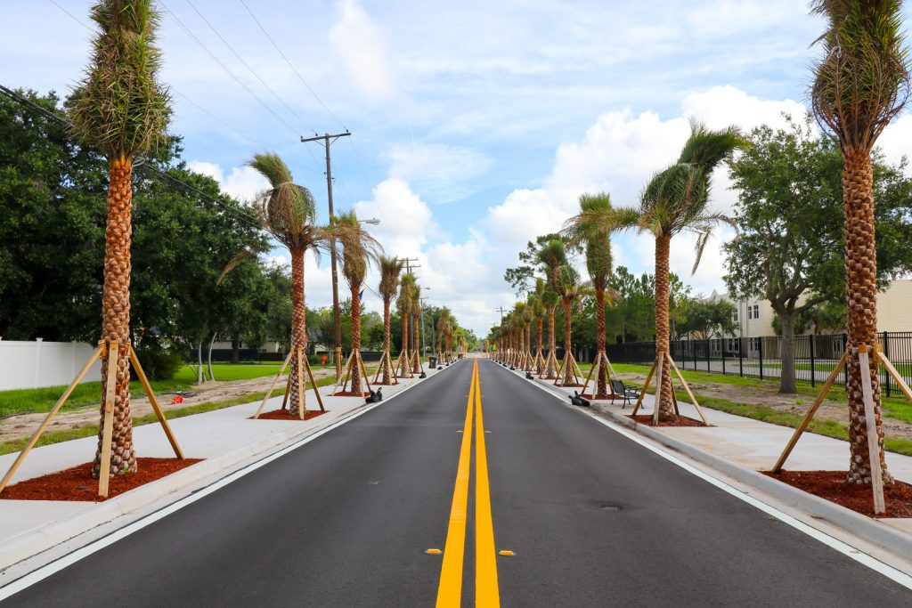 Ocoee's New Streets