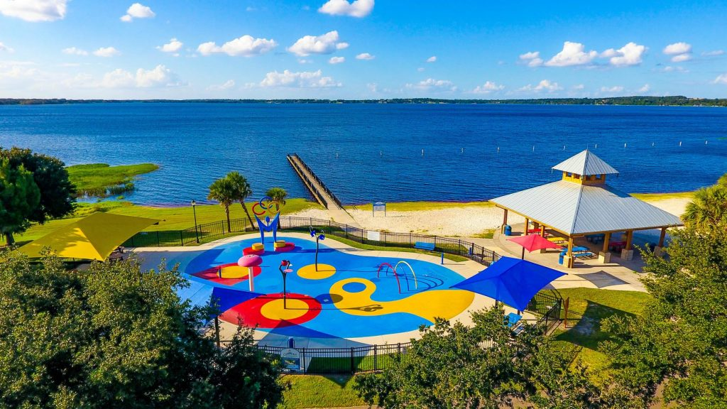 Clermont Splash Park and Beach