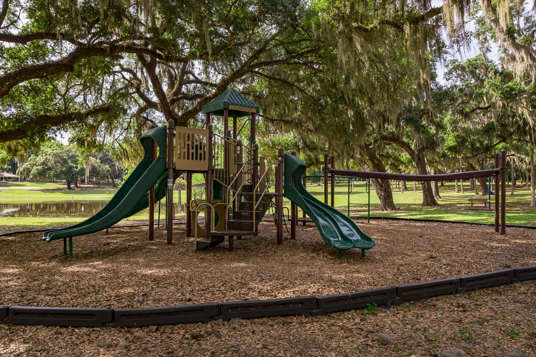 Magnolia Park Playground