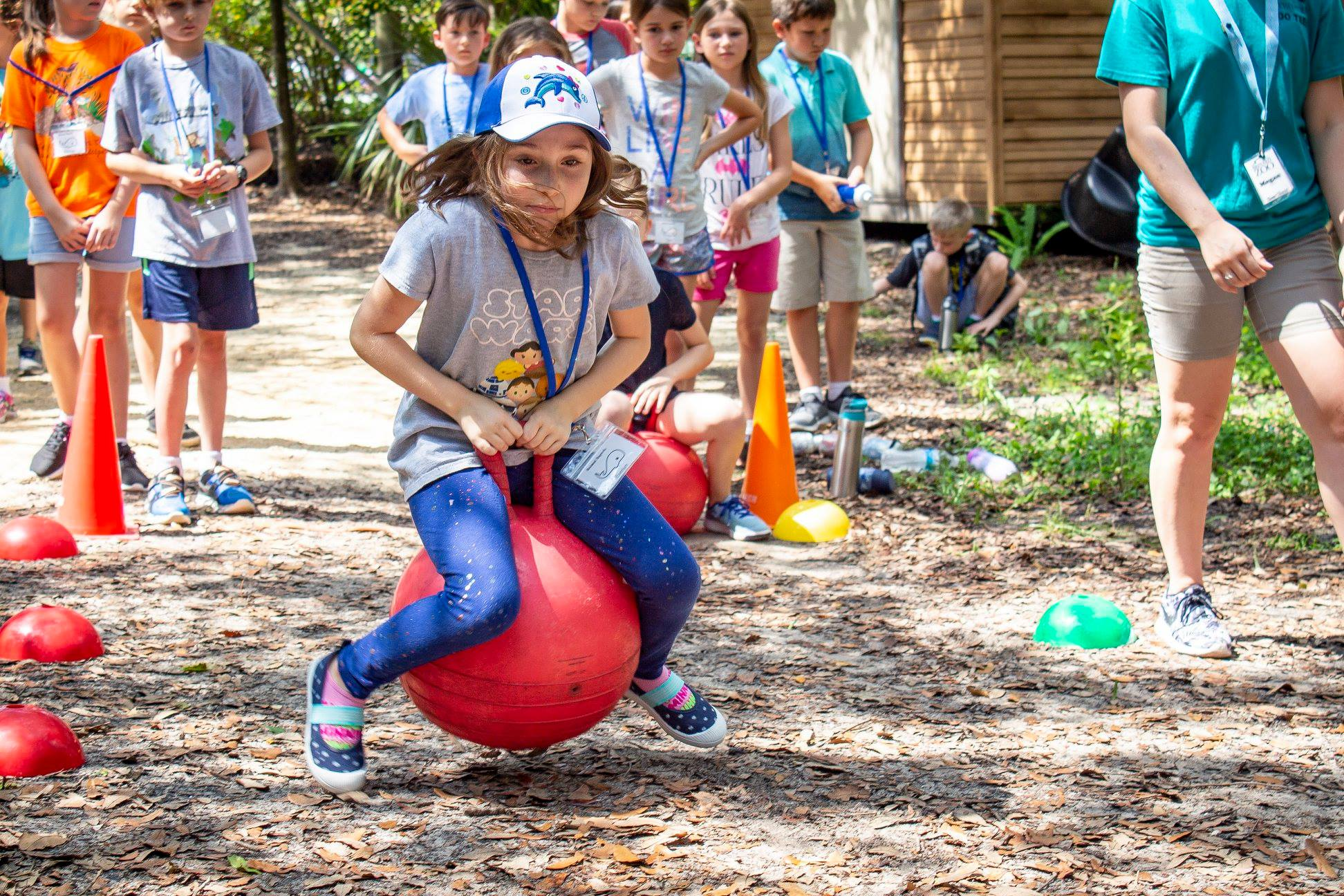 Brevard Zoo summer camp activities