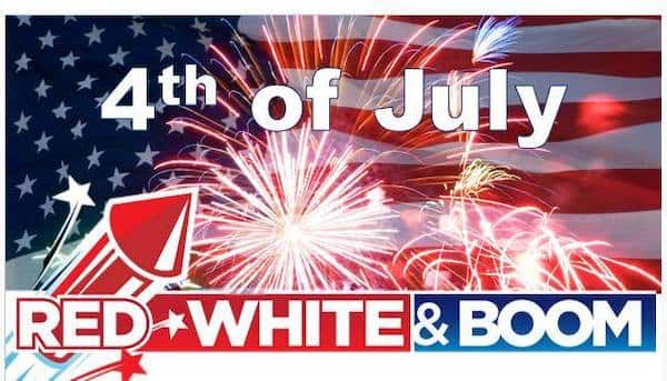 red white and boom Clermont