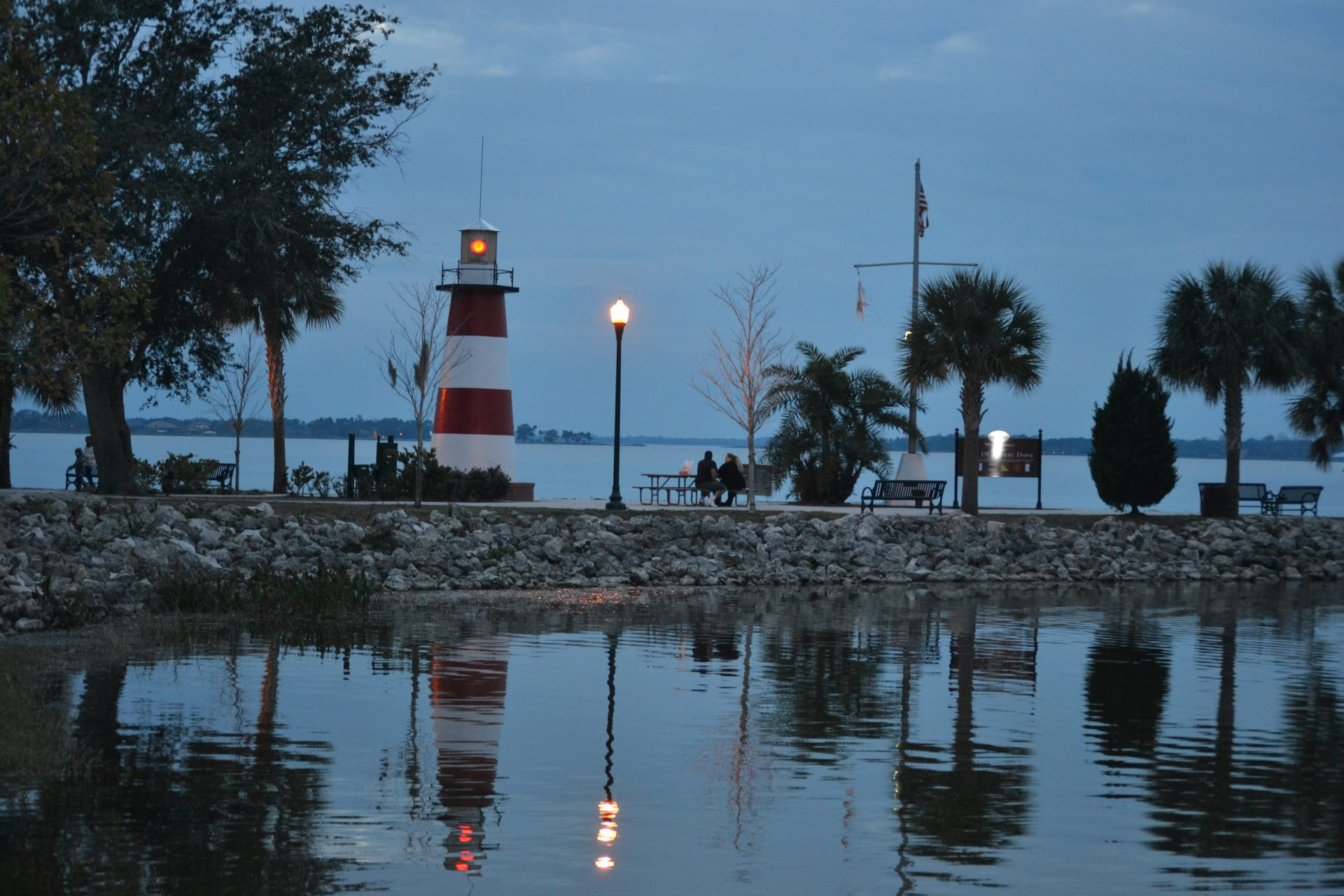 lighthouse park mount dora