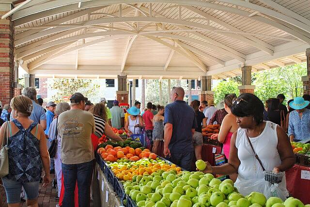 winter garden Florida farmers market