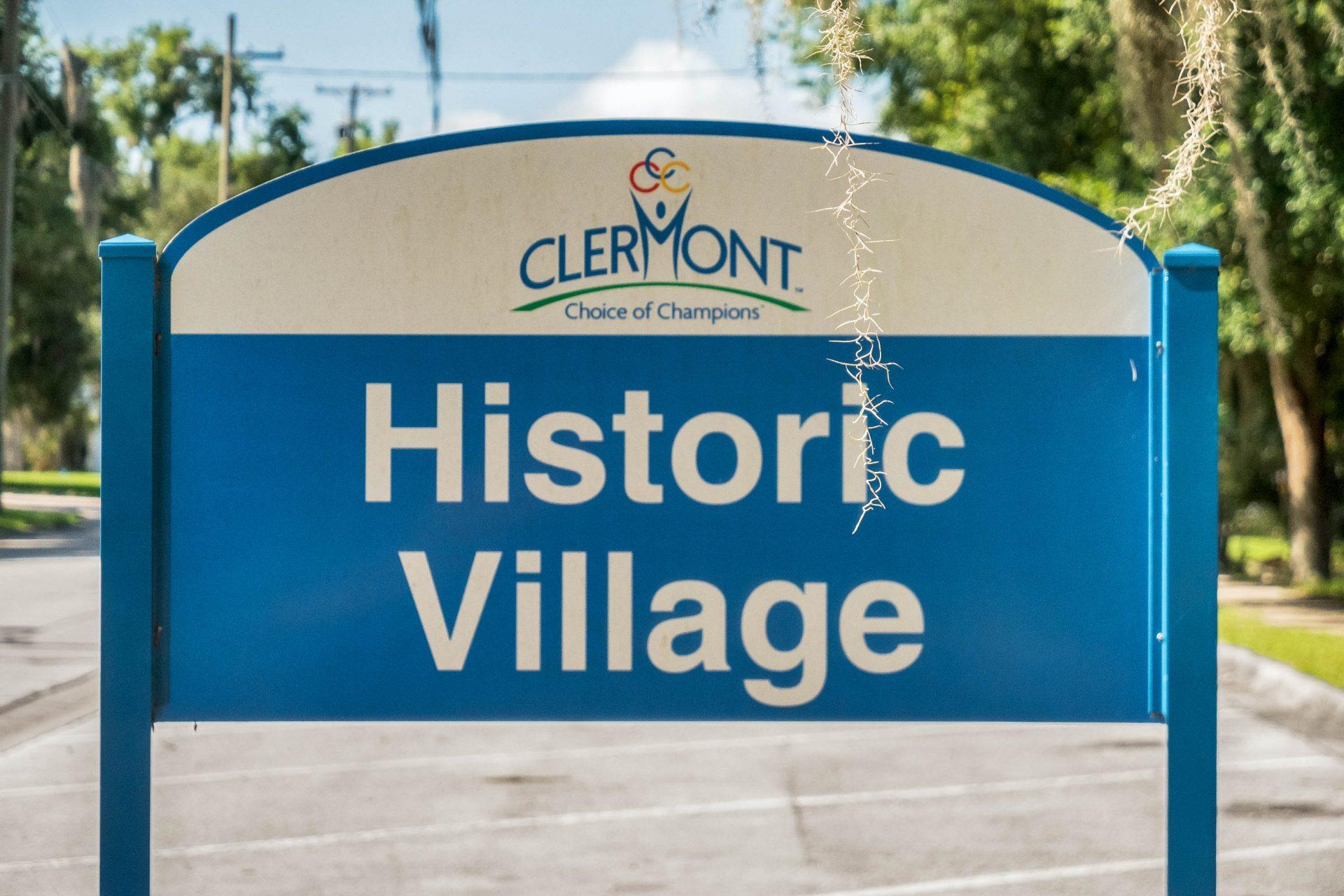 Historic Village of Clermont Florida