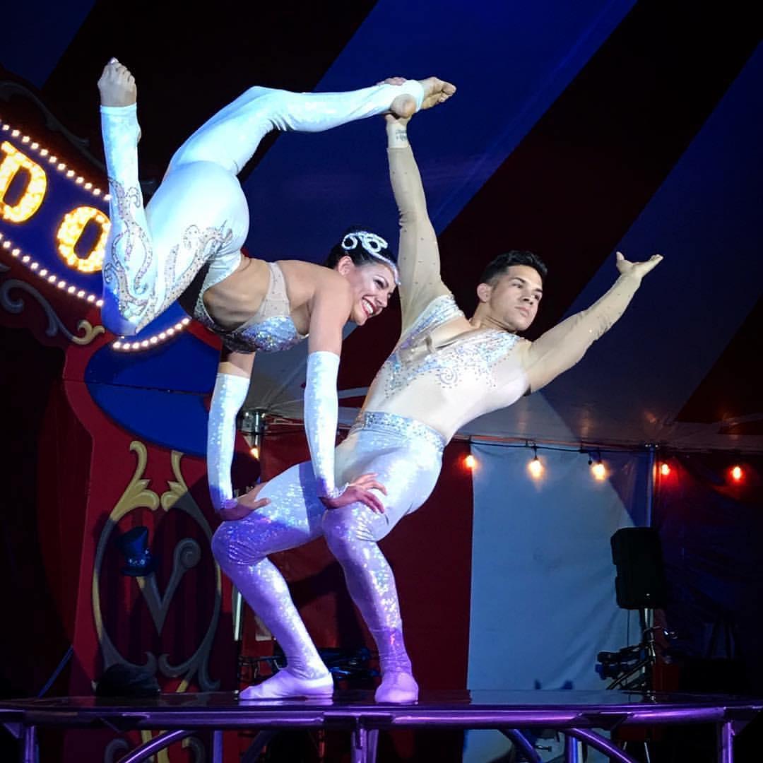 venardos circus hand balance