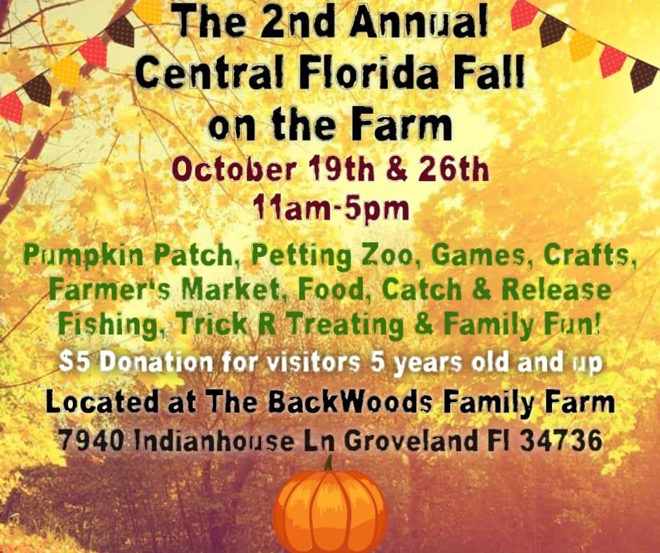 central florida fall on the farm