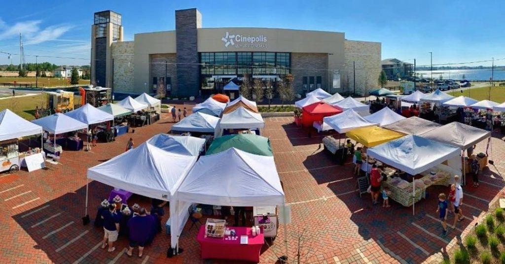 Hamlin artisan market