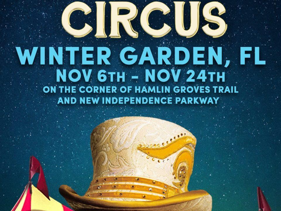 Venardos Circus Ticket Giveaway
