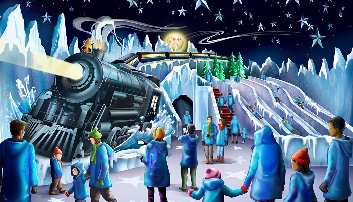 Polar Express at Gaylord Palms