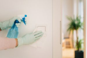clean your light switches