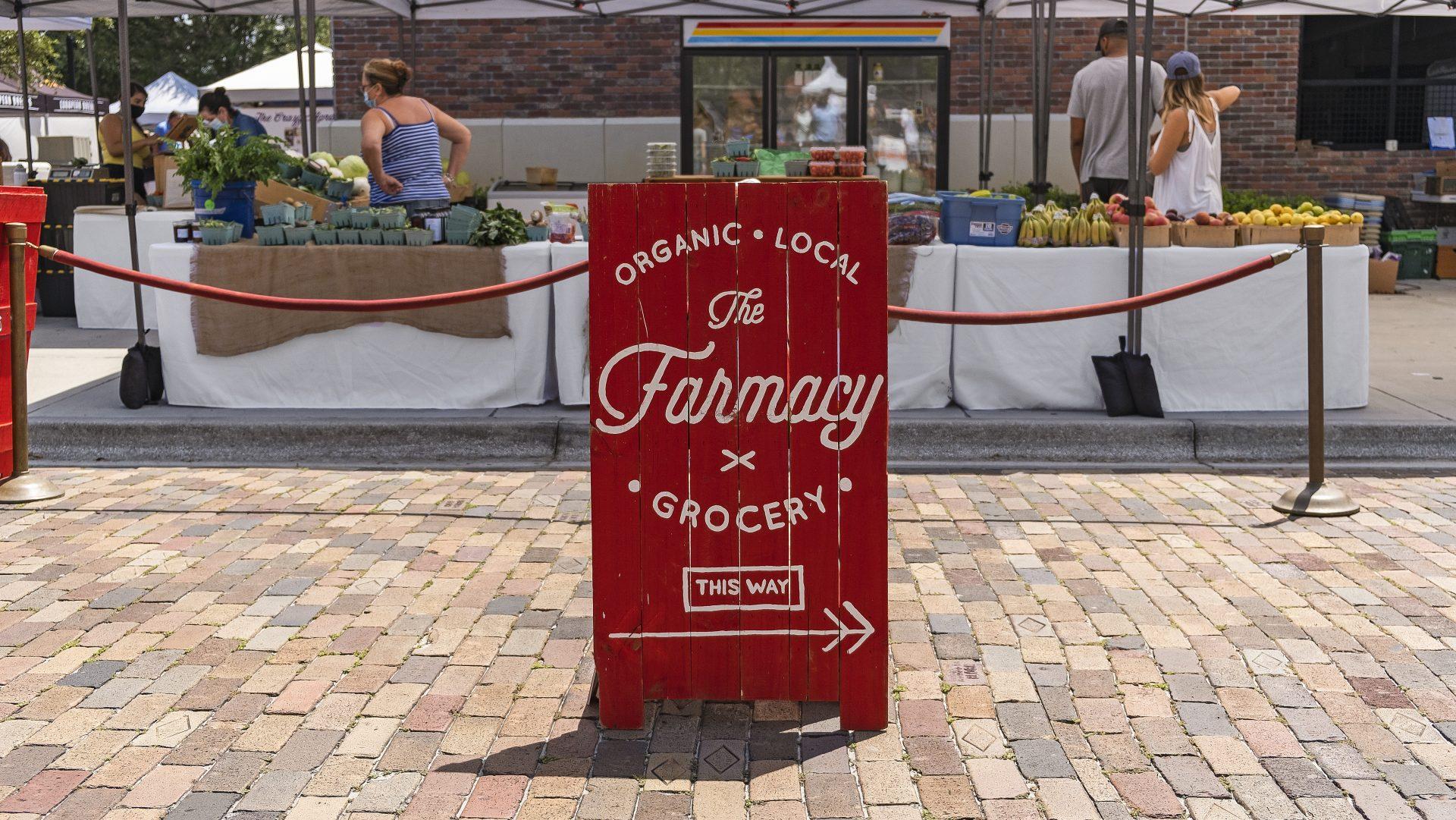 farmacy at the farmer's market
