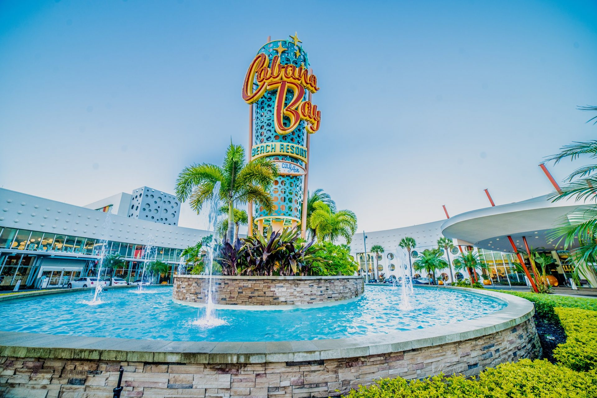 Cabana Bay Beach Resort Staycation