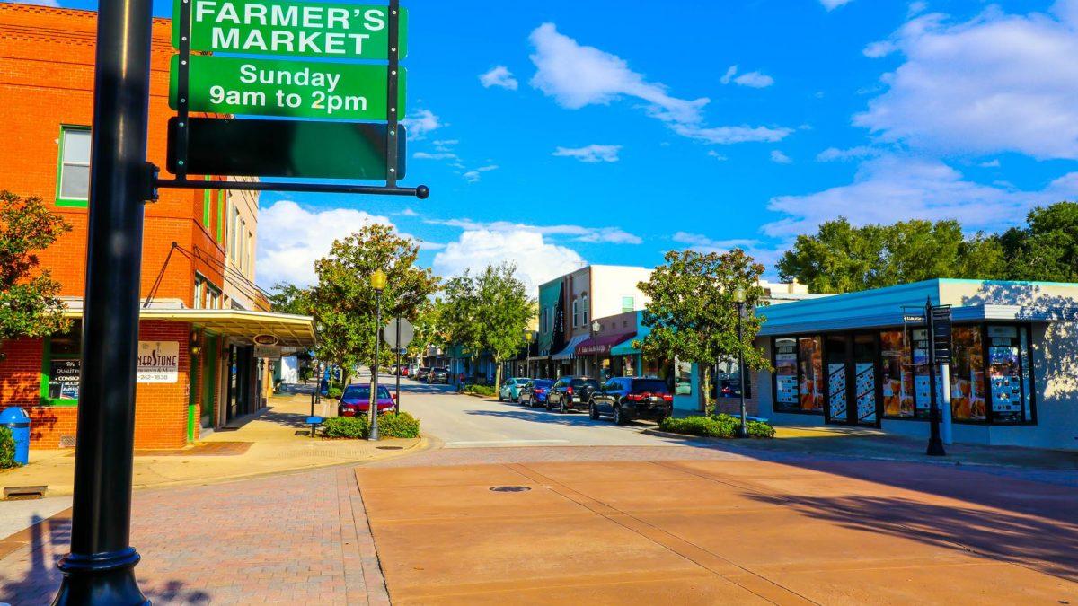 Downtown Clermont, Florida
