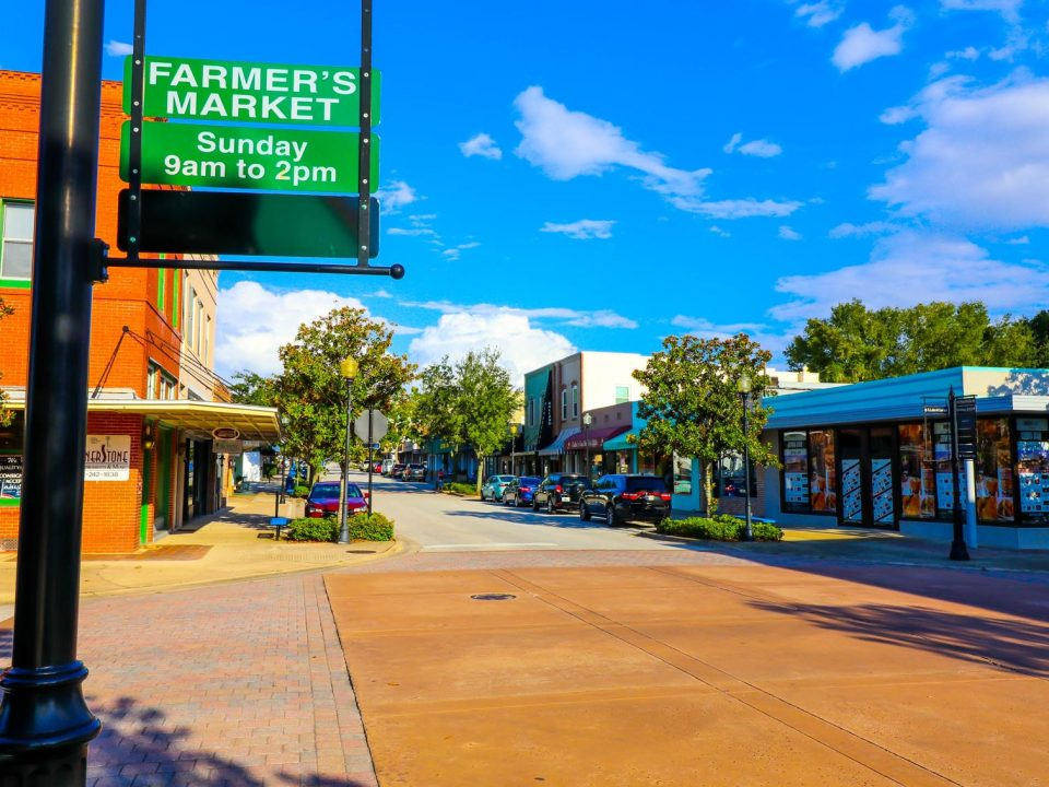 Downtown Clermont, Florida