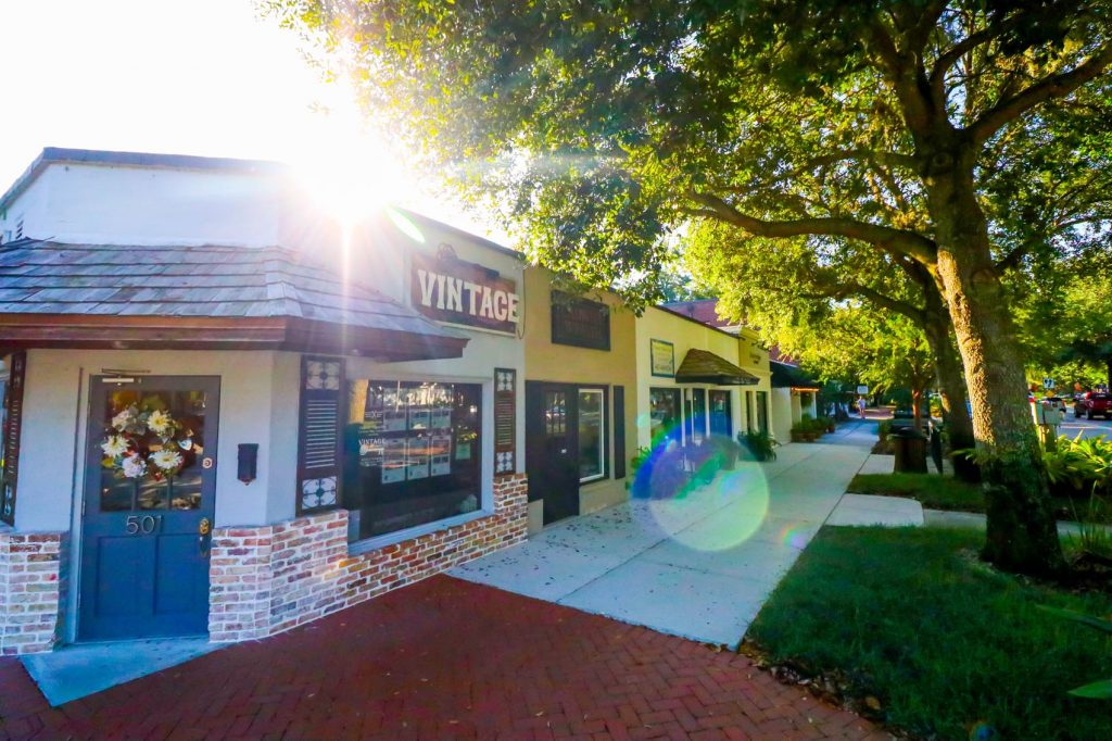 Downtown Windermere Florida