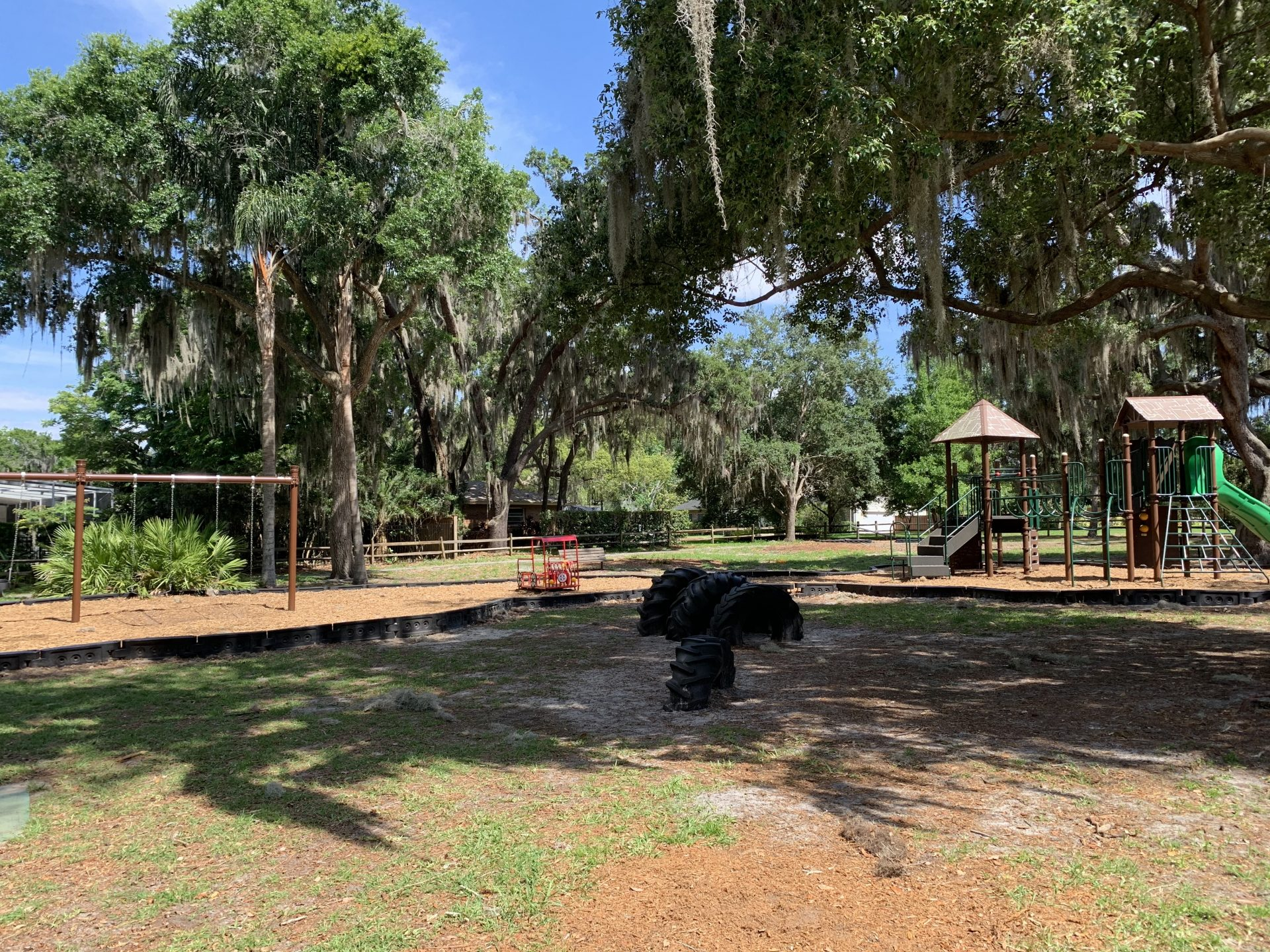 Central Park in Windermere, FL