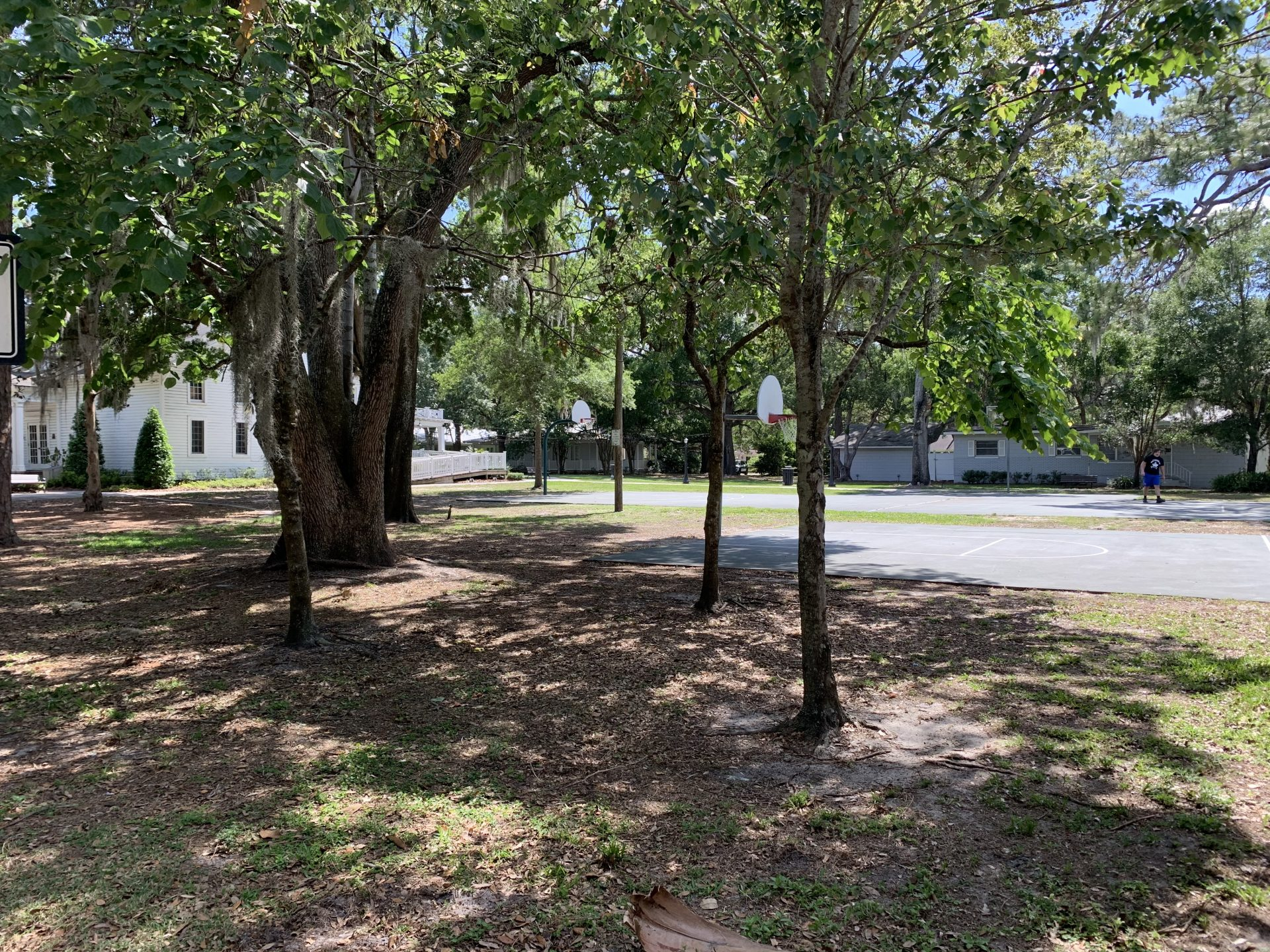 Town Square Park in Windermere, FL