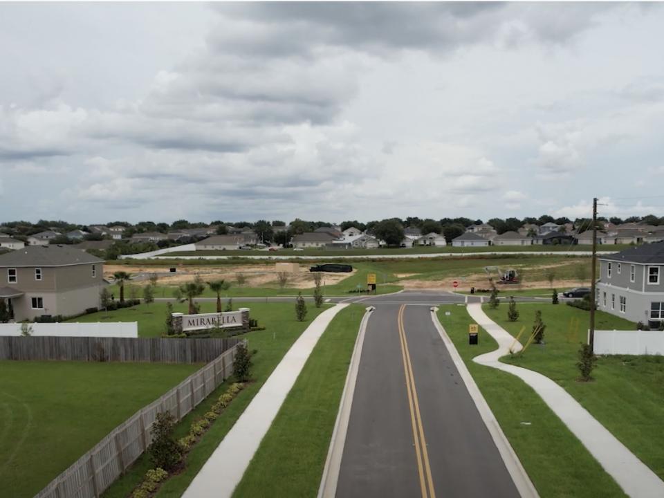 Mirabella New Build Homes in Davenport, FL