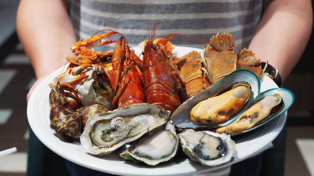 seafood festival in Mount Dora
